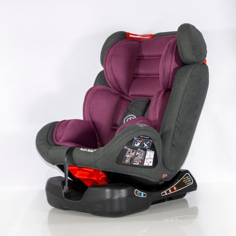 Car Seat purple